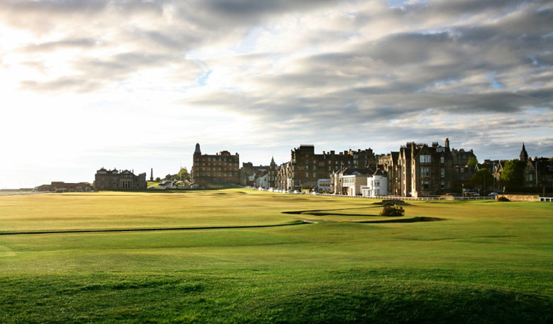 Blog - Old Course Starter