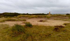 open sand