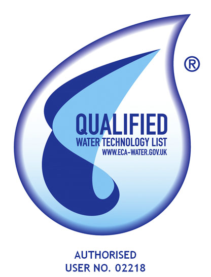 Water Technology List Authorised User no. 02218