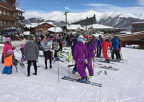 Ski Classes