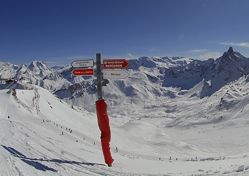 Courchevel-Meribel-Marcassin