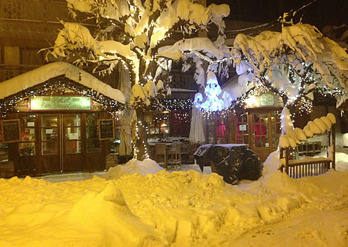 Apres ski holidays