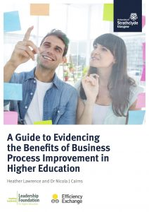 Strathclyde Guide to Evidencing Benefits