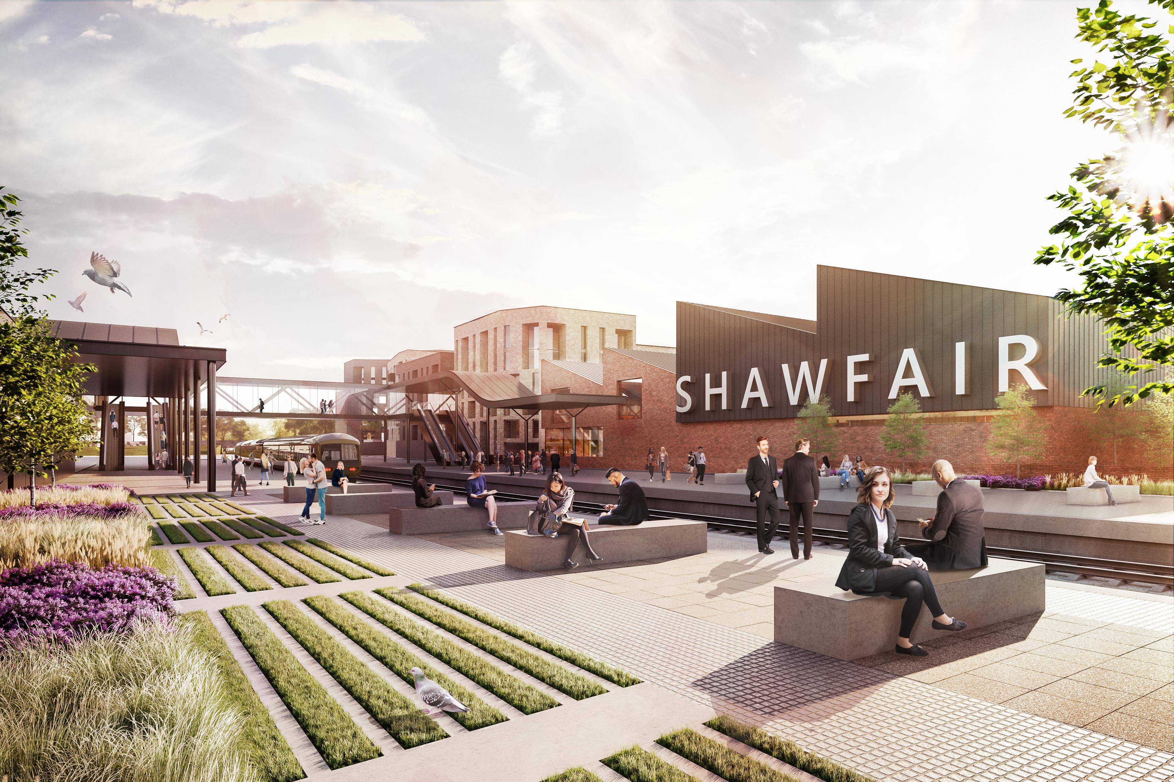 Shawfair Village