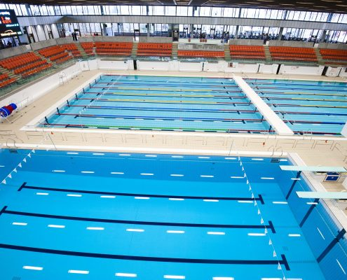 The Royal Commonwealth Pool