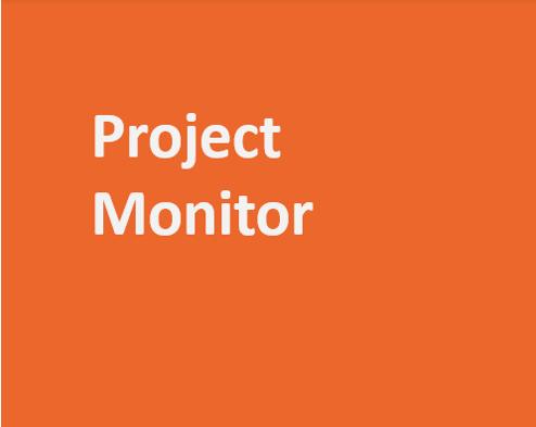 hProject Monitor Orange