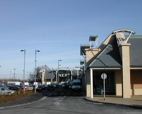 Straiton Retail Park