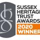 Hanningtons Award Win