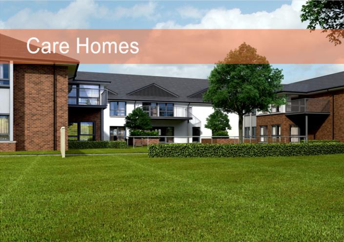 Care homes header