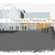 Pitlochry festival Theatre CGI
