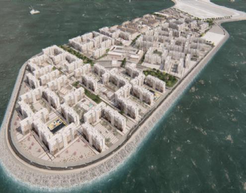 DAS Island Development