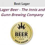 Innis & Gunn Win