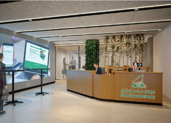Oman Insurance office